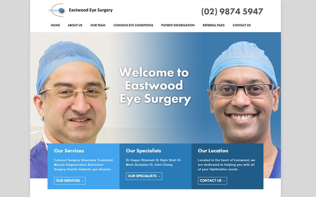 Eastwood Eye Surgery