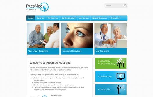 Presmed Australia