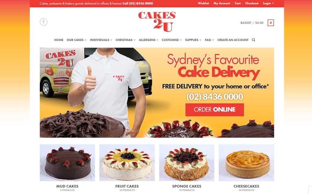 Cakes 2 U