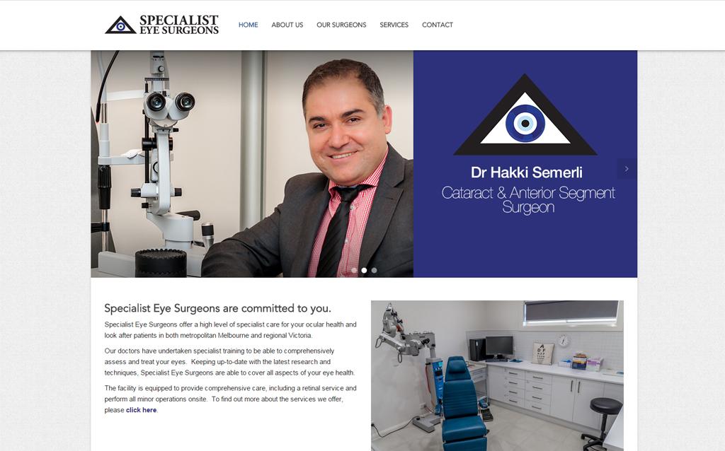 Specialist Eye Surgeons