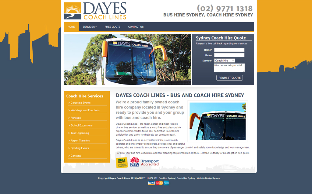 Dayes Coach Lines