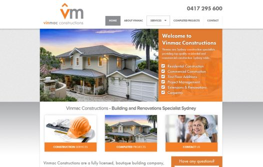 Vinmac Constructions