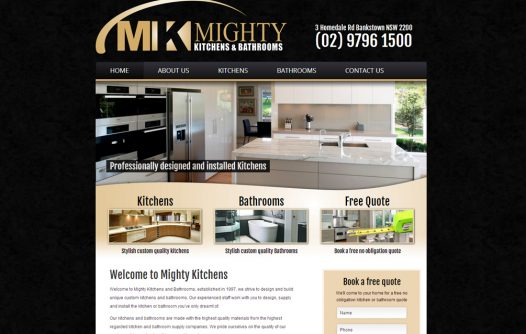 Mighty Kitchens