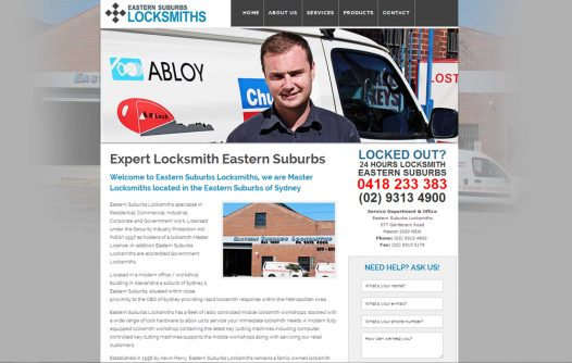 Eastern Suburbs Locksmiths