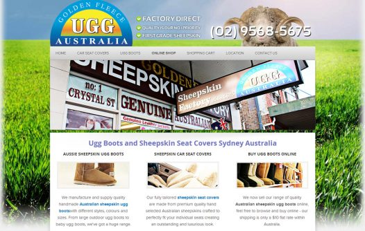 Golden Fleece Australia
