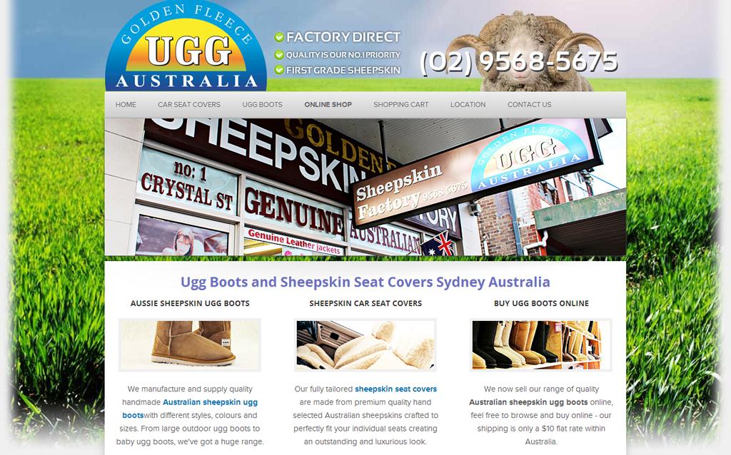 Golden Fleece Australia