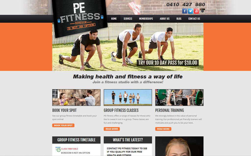 PE Fitness