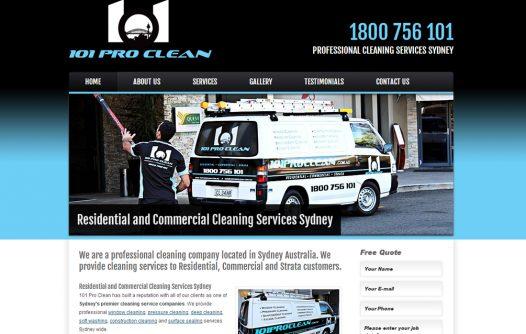 101 Pro Clean