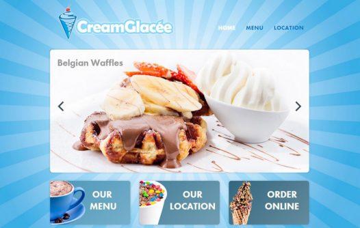 Cream Glacee