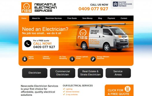 Newcastle Electrician Services