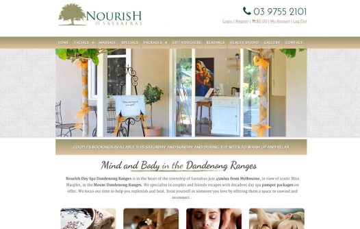 Nourish at Sassafras