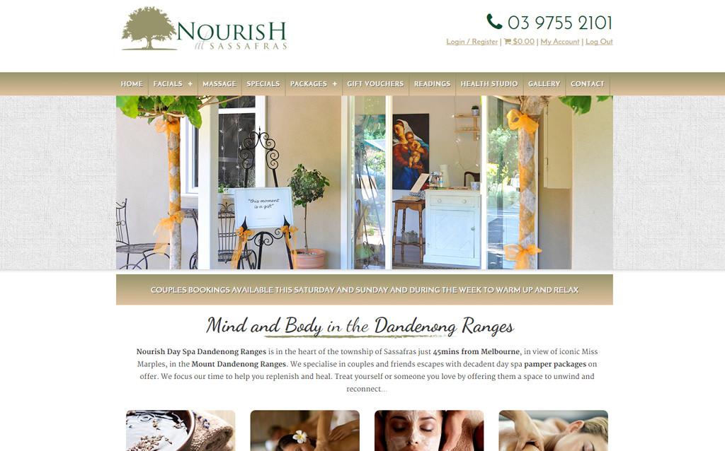 Nourish at Sassafras